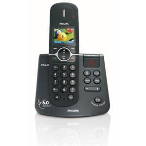 Photo of Philips CD645 DECT Phone Landline Phone