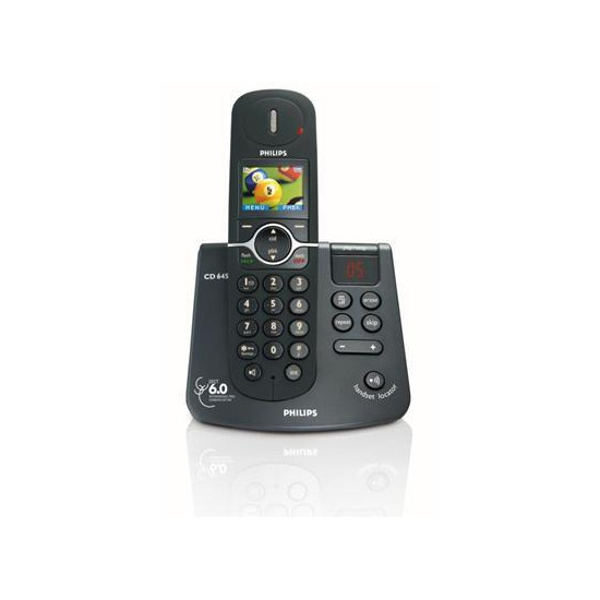 Philips CD645 DECT Phone