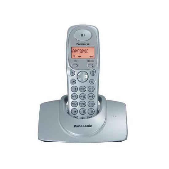 Panasonic 1100 (KXTG 1100) ES DECT Phone