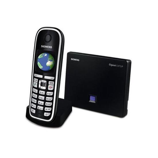 Siemens Gigaset C475IP VoIP Ansaphone