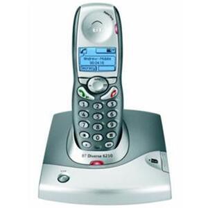 Photo of BT Diverse 6210 SMS DECT Phone Landline Phone