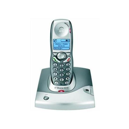 BT Diverse 6210 SMS DECT Phone