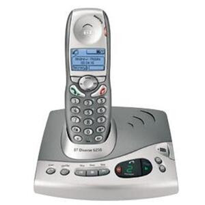 Photo of BT Diverse 6250 SMS DECT Ansaphone Landline Phone