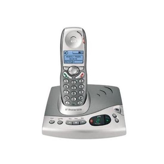 BT Diverse 6250 SMS DECT Ansaphone