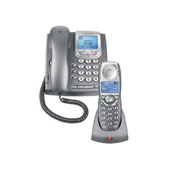BT Diverse 6350 DECT Ansaphone And Corded Base Station