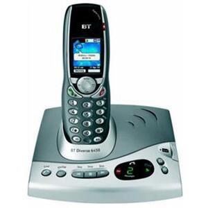 Photo of BT Diverse 6450 SMS DECT Ansaphone Landline Phone