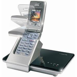 Photo of BT Zenith Flip Opal Landline Phone