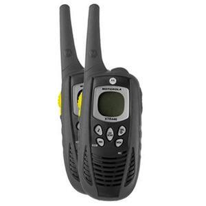 Photo of Motorola XTR446 9KM Twin Pack Walkie Talkie