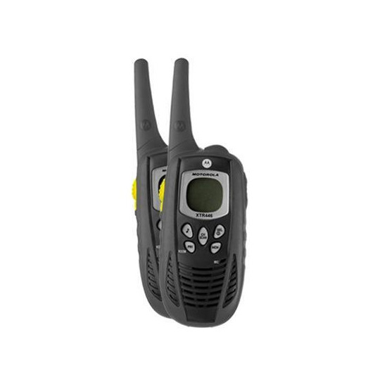 Motorola XTR446 9KM Twin Pack