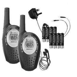 Cobra MT800 PMR Walkie Talkie Reviews