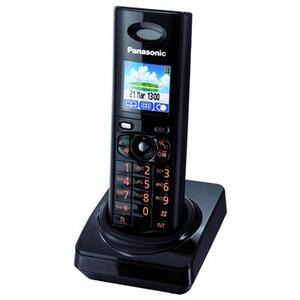 Photo of Panasonic 820 (KX-TGA820) EB BLACK Handset Landline Phone