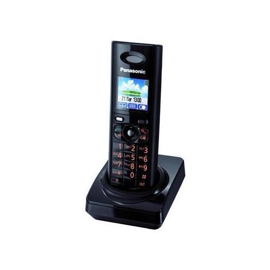 Panasonic 820 (KX-TGA820) EB BLACK Handset