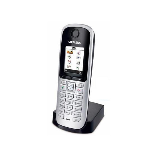 Siemens S67H Gigaset Handset With Charger