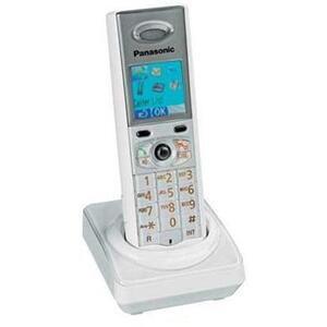 Photo of Panasonic 820 (KXTGA820) EW WHITE Handset Landline Phone