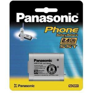 Photo of Panasonic Battery HHR-P103 Battery