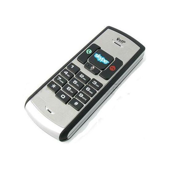VoipVoice V Traveller Skype Compatible Internet Phone