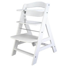 Alpha White Wooden Highchair Reviews