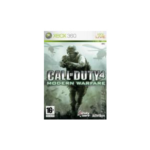Photo of Call Of Duty 4 - Game Of The Year Edition (XBOX 360) Video Game