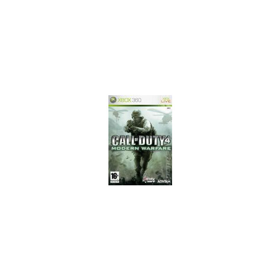 Call Of Duty 4 - Game Of The Year Edition (Xbox 360)