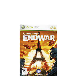 Tom Clancy's Endwar (Xbox 360) Reviews