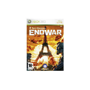 Photo of Tom Clancy's Endwar (XBOX 360) Video Game