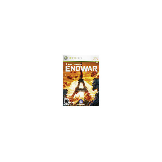 Tom Clancy's Endwar (Xbox 360)