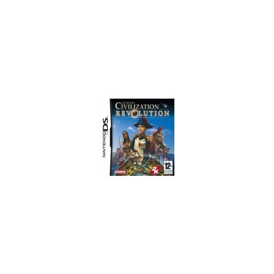 Sid Meier's Civilization Revolution (DS)