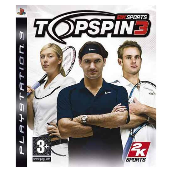 Topspin 3 (PS3)