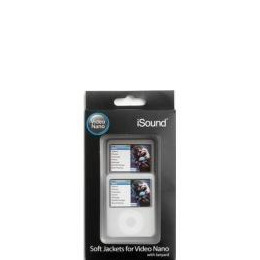 iSound iPod Nano Skins - Twin Pack Reviews
