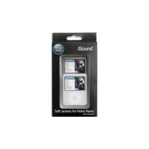 Photo of ISound iPod Nano Skins - Twin Pack iPod Accessory