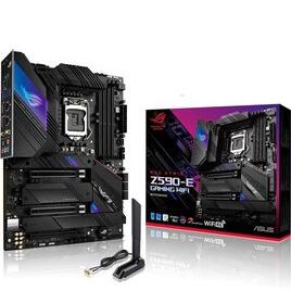 ASUS ROG STRIX Z590-E GAMING WIFI LGA1200 Motherboard Reviews