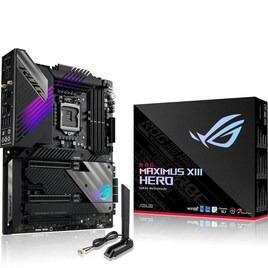 ASUS ROG MAXIMUS XIII HERO WIFI Z590 LGA1200 Motherboard Reviews