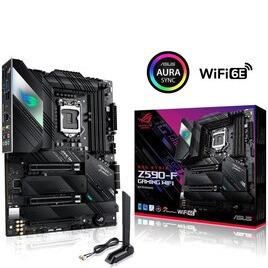 Asus ROG STRIX Z590-F GAMING WIFI LGA1200 Motherboard Reviews