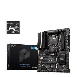 MSI Z590-A PRO LGA1200 Motherboard Reviews