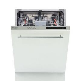 Sharp QW-NI14I47EX-EN Full-size Integrated Dishwasher Reviews