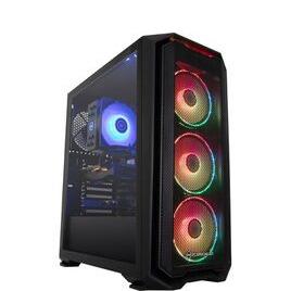 Tornado R5X Gaming PC - AMD Ryzen 5, RTX 3060 Ti, 2 TB HDD & 512 GB SSD Reviews