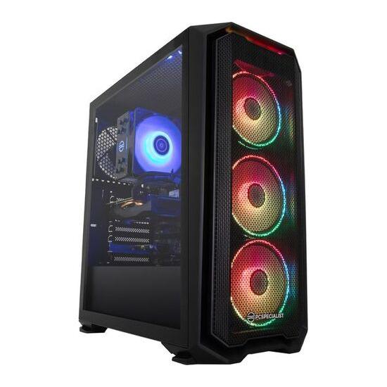 Tornado R5X Gaming PC - AMD Ryzen 5, RTX 3060 Ti, 2 TB HDD & 512 GB SSD