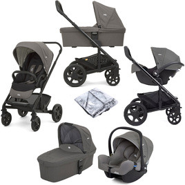 Joie Chrome Trio (I-Snug) Travel System