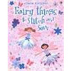 Photo of Fairy Things To Stitch and Sew Fiona Watt Book
