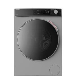 Sharp ES-NDB8144SD-EN 8 kg Washer Dryer - Silver Reviews