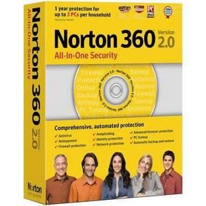 Photo of SYMANTEC NORTON 360 V2 Software