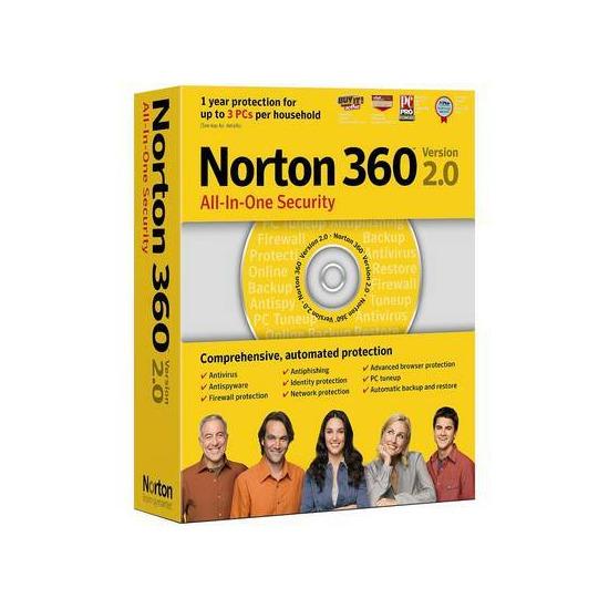 SYMANTEC NORTON 360 V2