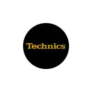 Photo of Technics Gold Foil Slipmats Musical Instrument Accessory