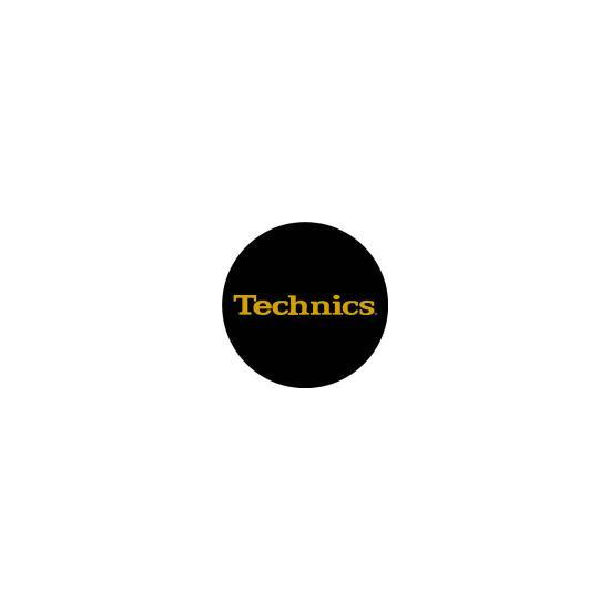 Technics Gold Foil Slipmats