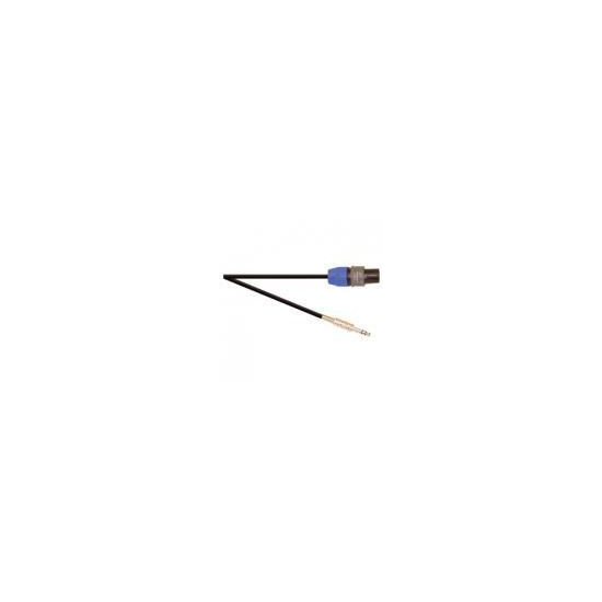 "Neutrik Speakon to 1/4"" Jack Speaker Cable 3m"