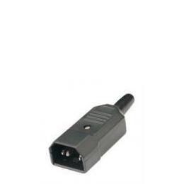 Shrouded 3-pin IEC plug Reviews
