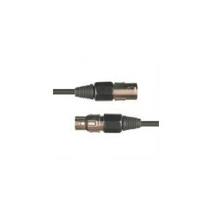 Photo of XLR PLUG TO SOCKET CABLE 6M Adaptors and Cable