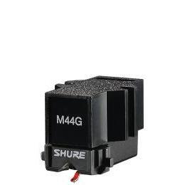 Shure M44G Cart & Stylus Reviews