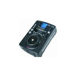 Photo of American Audio CDI-500 MP3 BLK Single CD Player Turntables and Mixing Deck