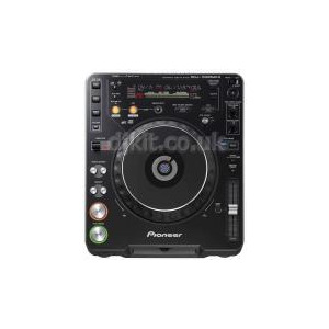 Photo of Pioneer CDJ1000 MK3 MP3 CD Player Turntables and Mixing Deck